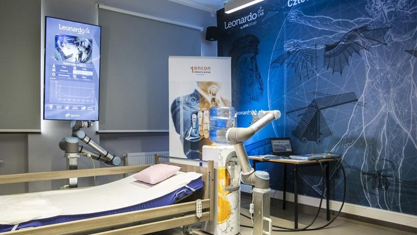 Leonardo Lab Pic 1